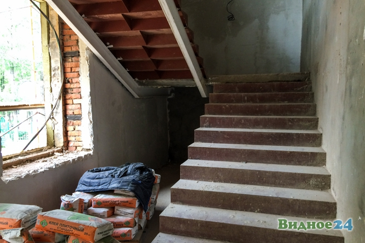 Реконструкция Дома культуры г. Видное: 150 дней до сдачи. Фоторепортаж фото 34
