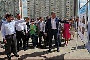 Выезд из 6-го микрорайона города Видное на трассу М4 «Дон» откроют в 2018 году
