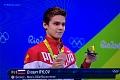 Пловец из пос. Развилка Евгений Рылов завоевал бронзовую медаль на Олимпиаде в Рио