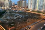 На Березовой  улице началось строительство нового торгового центра