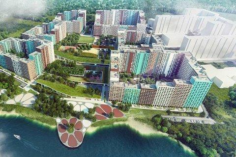 Начинается строительство нового жилого комплекса «Эко-Видное 2.0»
