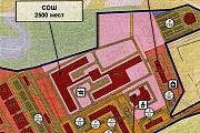 Между ЖК «Радужный» и селом Ермолино построят школу на 2.5 тысяч учащихся