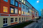 1 сентября в Видном открыли две новые школы: в ЖК «Зеленые Аллеи» и  мкр. «Завидное»