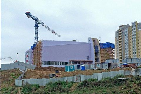 Строительство  школы в жилом комплексе «Видный берег» планируют завершить в 3-м квартале 2017 года