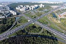 Строительство многоуровневой развязки на пересечении М4 «Дон», МКАД и Липецкой улицы начнется в 2017 году