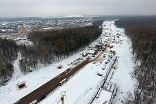 Московскую часть трассы Солнцево-Бутово-Видное запустят в 2018 году