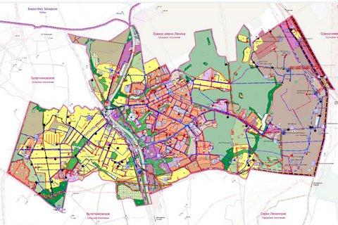 Скоро состоятся публичные слушания по новому генплану города Видное