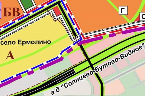 Строительство легкого метро и трассы Солнцево-Бутово-Видное в Ленинском районе не предполагается