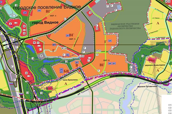 Строительство легкого метро и трассы Солнцево-Бутово-Видное в Ленинском районе не предполагается фото 2