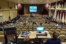 Состоялась встреча главы Ленинского района Олега Хромова с жителями «Мортонграда «Бутово». Видеозапись