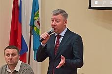 Власти района публично заговорили о преобразовании Ленинского района в городской округ