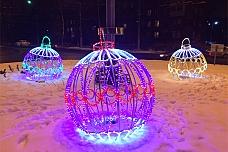 Программа праздничных мероприятий в новогодние каникулы в городе Видное и Ленинском районе