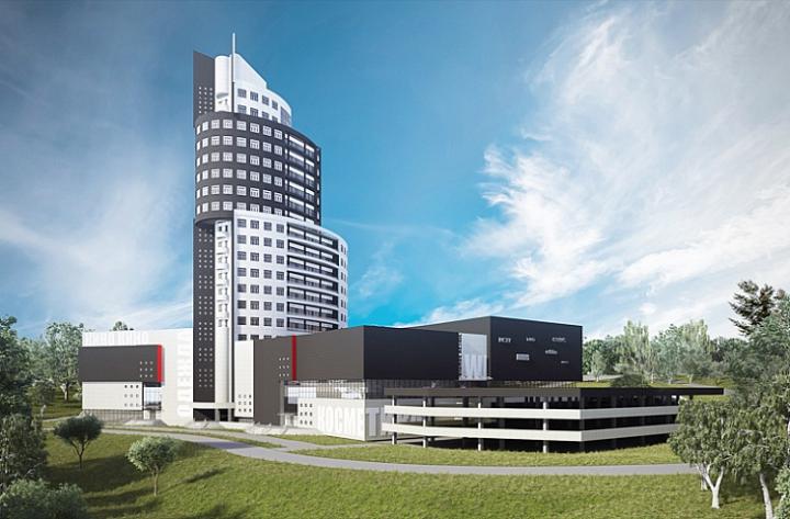 Многофункциональную башню-долгострой в Видном достроят к концу 2018 года фото 2