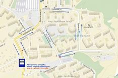 C 20 февраля изменится маршрут движения общественного транспорта в 6-ом микрорайоне города Видное