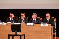 Состоялся отчет администрации городского поселения Видное. Видеозапись