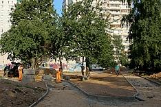 В 2017 году в Видном благоустроят 13 дворов и несколько скверов