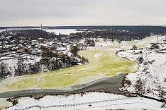 Экологическая катастрофа на реке Купелинка у ЖК «Эко-Видное» и «Видный берег»