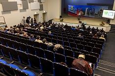 Состоялся отчет администрации сельского поселения Молоковское. Видеозапись