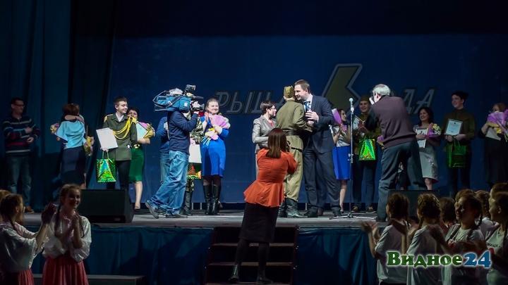 «Рыцарем года 2017» стал Сергей Науменко из Видновской школы № 7. Фоторепортаж фото 63