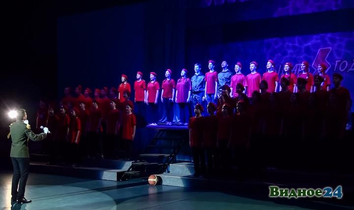 «Рыцарем года 2017» стал Сергей Науменко из Видновской школы № 7. Фоторепортаж фото 33