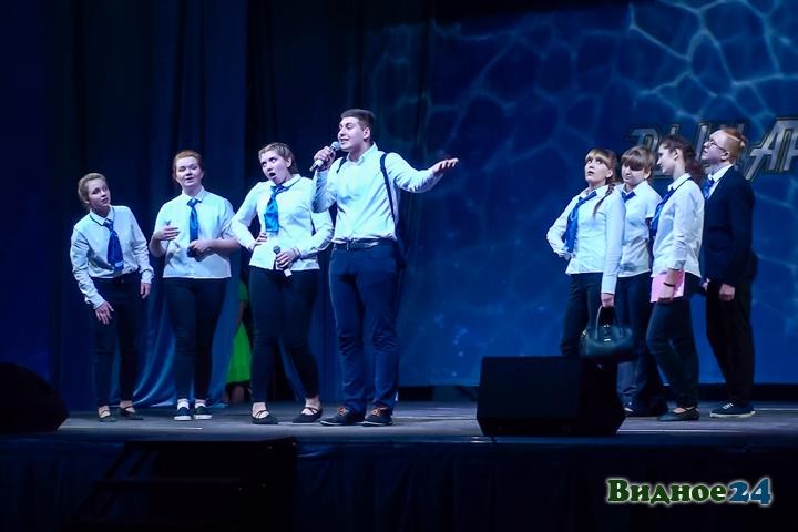 «Рыцарем года 2017» стал Сергей Науменко из Видновской школы № 7. Фоторепортаж фото 47
