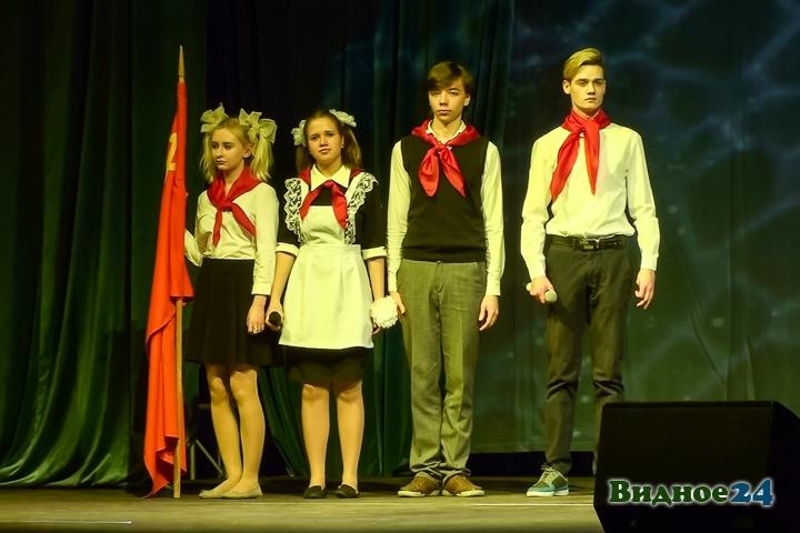 «Рыцарем года 2017» стал Сергей Науменко из Видновской школы № 7. Фоторепортаж фото 26