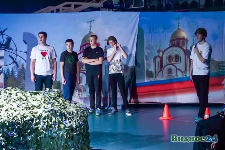 «Рыцарем года 2017» стал Сергей Науменко из Видновской школы № 7. Фоторепортаж фото 9