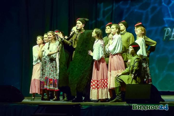 «Рыцарем года 2017» стал Сергей Науменко из Видновской школы № 7. Фоторепортаж фото 25