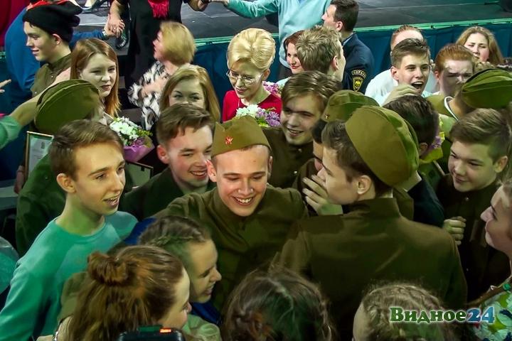 «Рыцарем года 2017» стал Сергей Науменко из Видновской школы № 7. Фоторепортаж фото 70