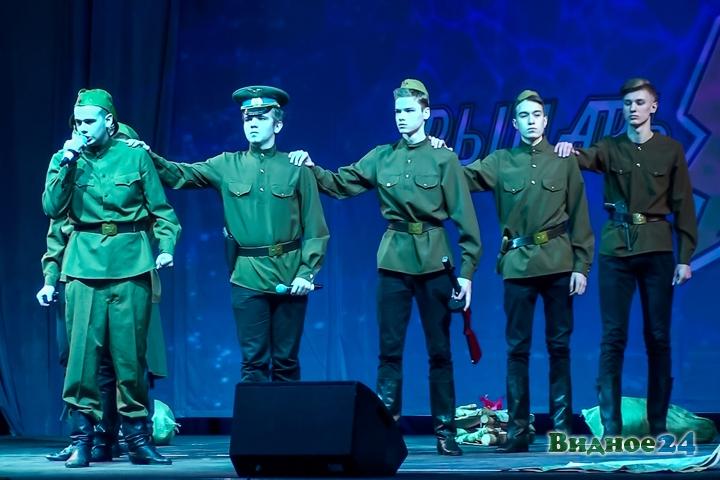 «Рыцарем года 2017» стал Сергей Науменко из Видновской школы № 7. Фоторепортаж фото 44
