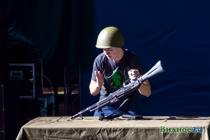 «Рыцарем года 2017» стал Сергей Науменко из Видновской школы № 7. Фоторепортаж фото 14