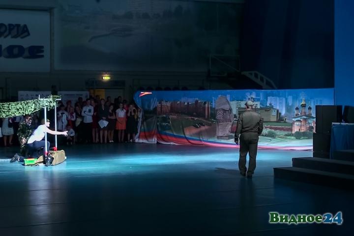 «Рыцарем года 2017» стал Сергей Науменко из Видновской школы № 7. Фоторепортаж фото 15