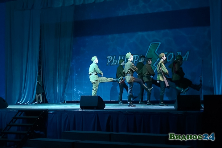 «Рыцарем года 2017» стал Сергей Науменко из Видновской школы № 7. Фоторепортаж фото 39