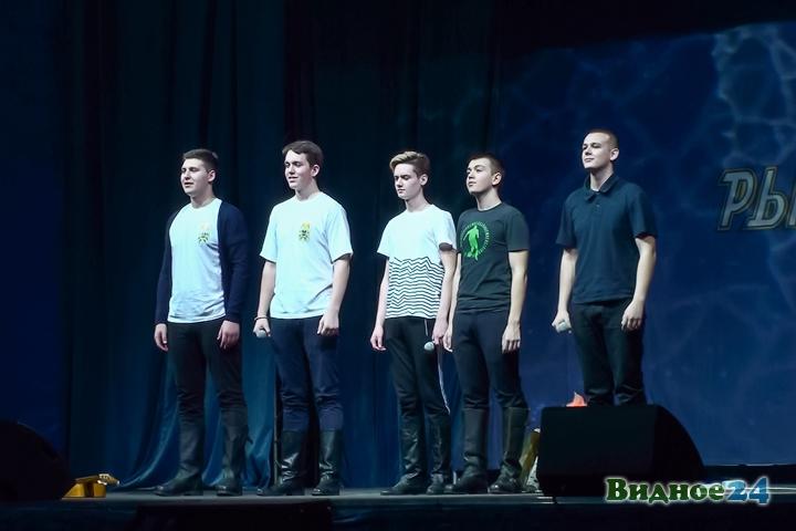 «Рыцарем года 2017» стал Сергей Науменко из Видновской школы № 7. Фоторепортаж фото 2