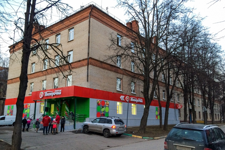 На улице Гаевского нерасселенное общежитие реконструируют в гостиницу, ресторан и магазины фото 7