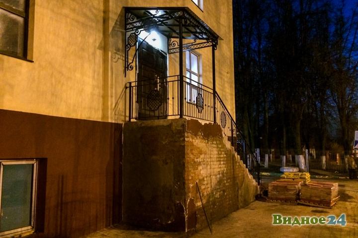 Меньше чем через месяц откроют реконструированный Дом культуры г. Видное. Фоторепортаж фото 62