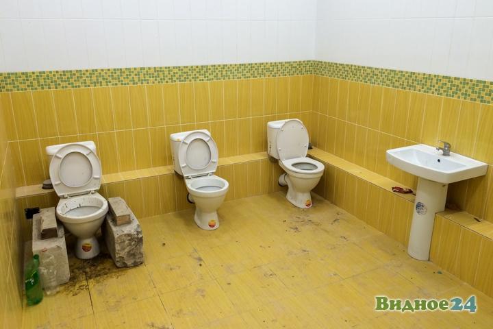 Меньше чем через месяц откроют реконструированный Дом культуры г. Видное. Фоторепортаж фото 17