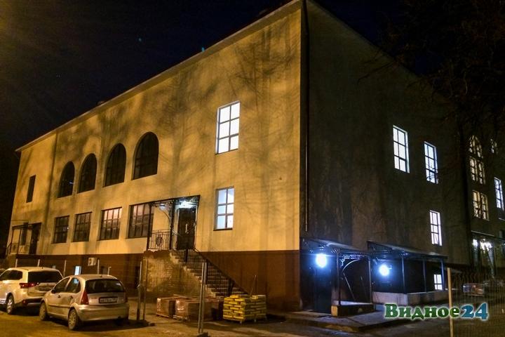 Меньше чем через месяц откроют реконструированный Дом культуры г. Видное. Фоторепортаж фото 64