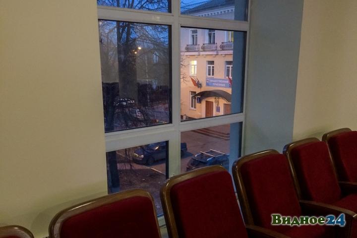 Меньше чем через месяц откроют реконструированный Дом культуры г. Видное. Фоторепортаж фото 36