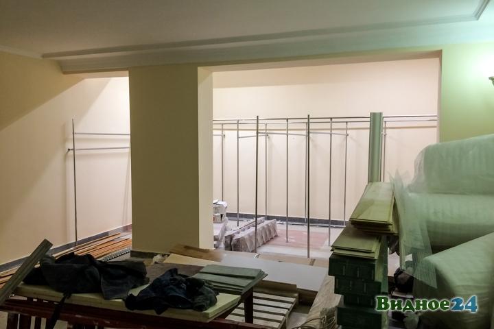 Меньше чем через месяц откроют реконструированный Дом культуры г. Видное. Фоторепортаж фото 6