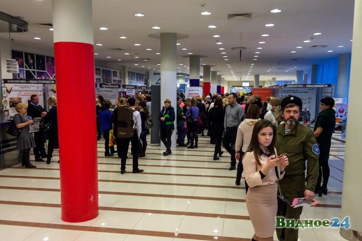 Состоялся отчет администрации Ленинского района по итогам работы за 2016 год. Видеозапись фото 9
