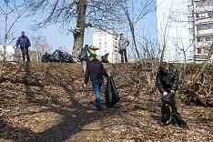 8 и 22 апреля в Видном состоятся субботники с участием населения