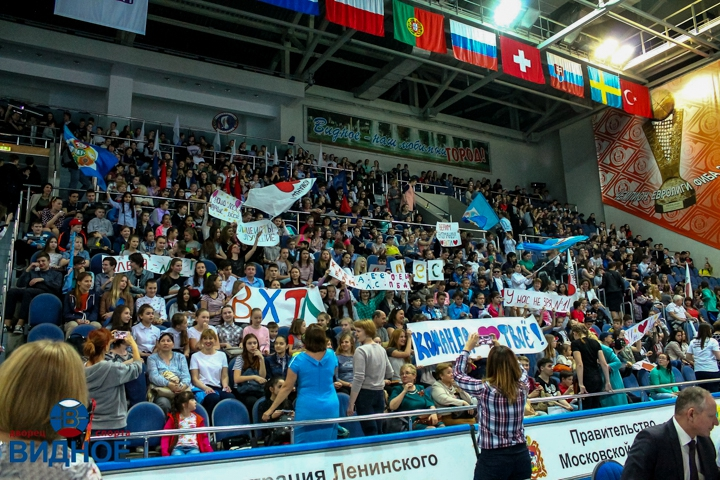 «Видновчанкой 2017» стала ученица Видновской гимназии Кристина Жукова фото 24