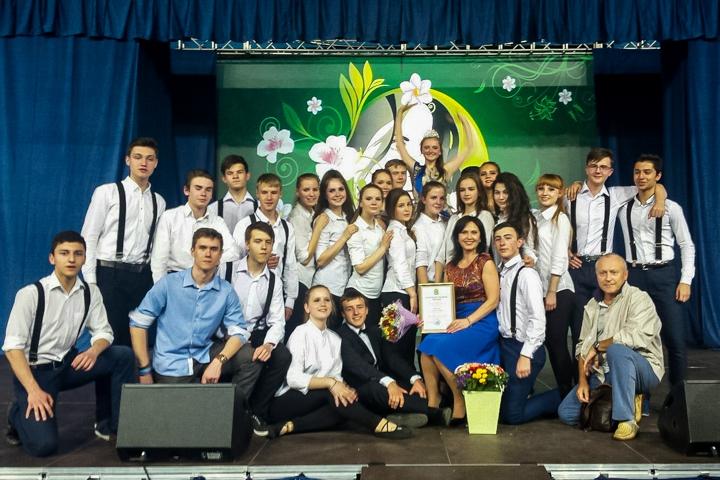 «Видновчанкой 2017» стала ученица Видновской гимназии Кристина Жукова фото 31