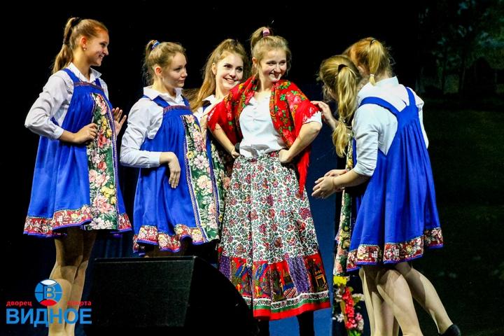 «Видновчанкой 2017» стала ученица Видновской гимназии Кристина Жукова фото 16