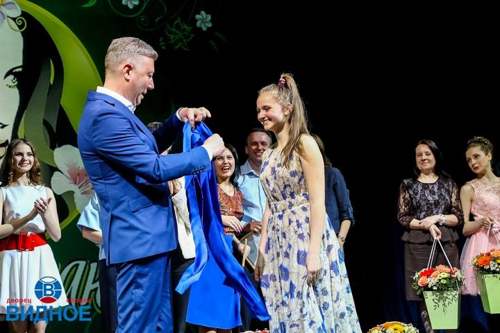 «Видновчанкой 2017» стала ученица Видновской гимназии Кристина Жукова фото 28