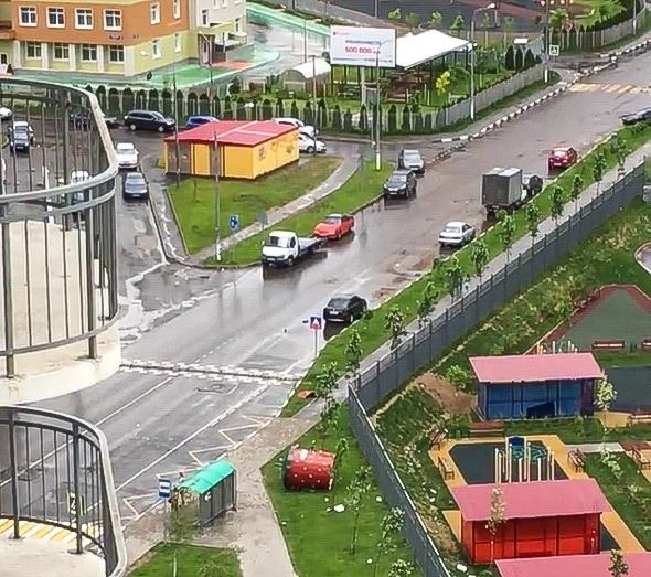 Последствия урагана в Видном и Ленинском районе. Фоторепортаж фото 10