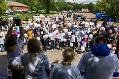 В Видном прошел масштабный митинг-концерт «Экологию детям! Нет локальным очистным сооружениям «Эко-Видное»