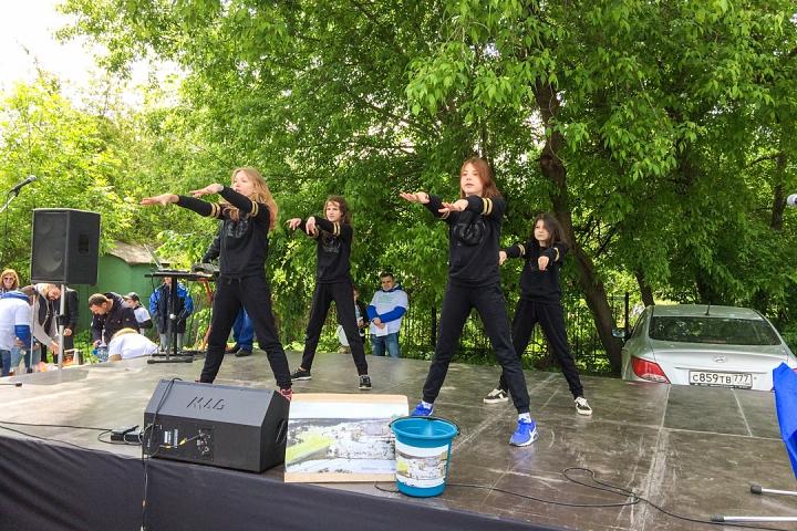 В Видном прошел масштабный митинг-концерт «Экологию детям! Нет локальным очистным сооружениям «Эко-Видное» фото 16