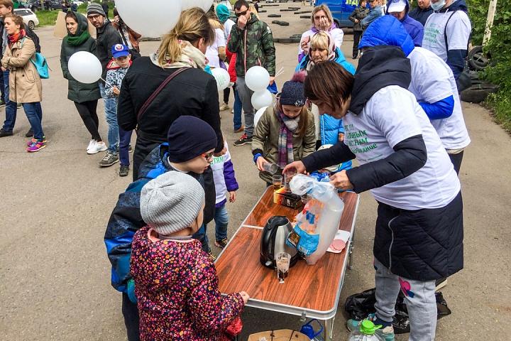 В Видном прошел масштабный митинг-концерт «Экологию детям! Нет локальным очистным сооружениям «Эко-Видное» фото 20
